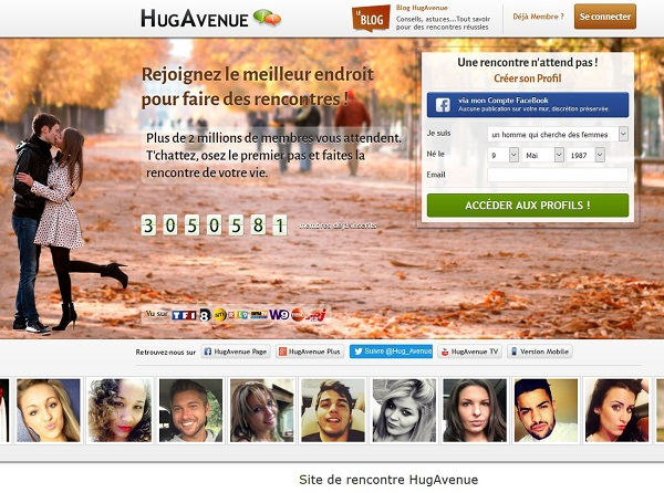 tarif hugavenue